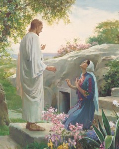 Resurrection Morning mormon