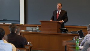 Elder Jeffrey R. Holland Speaks at Harvard Law School